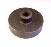"Cast MI Block to suit 4"" 16swg round steel tube / 5/8"" steel shaft"